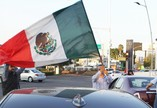 Demonstrations in Mexico against the increase of gasoline prices
