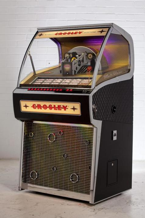 Jukebox de Crosley
