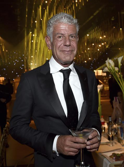 Muere Anthony Bourdain