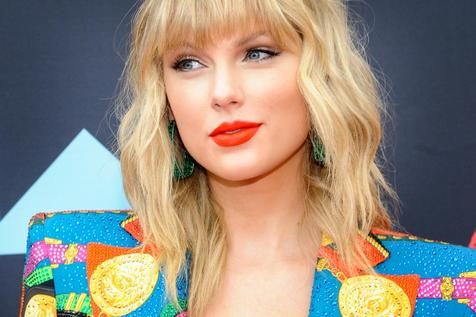 Taylor Swift, la cantante pop record de ventas
