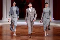 Semana de la Moda de Mercedes Benz en China