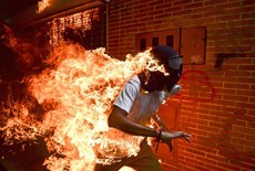 Fotos premiadas por World Press Photo en Bari