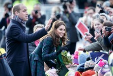 Escocia: William y Kate inauguran Museo V&A Dundee